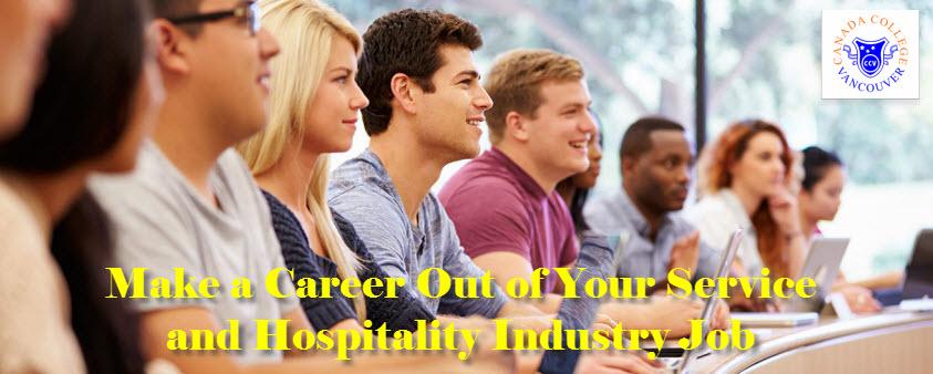 Hospitality Industry Job